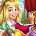Aurora's Closet Games : Waking up from a deep slumber our enchanted princess Aurora  ...