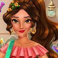 Elena Real Makeover Games : Years after being trapped in an enchanted jewel te ...