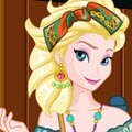 Princess Team Bohemian Games : Do you know what Elsa, Jasmine and Aurora have in common, ladies? Apart if being ...