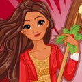 Princess Secret Santa Games : Christmas is almost here and with a few days left until its magical night four o ...