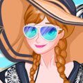 Princess Summer Tans Games : It is summer and these four beauties are getting ready for a ...