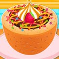 Fudge Puddles Cake Games : Are you ready for another amazing cooking lesson? Today we are making a deliciou ...