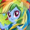 Rainbow Dash Rainbooms Style Games : Straight from the halls of Canterlot High, the My  ...