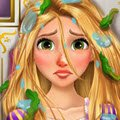 Rapunzel Flu Doctor Games : Rapunzel and Flynn were on a romantic date when all of a sud ...