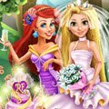 Rapunzel Wedding Party Games : It is a wonderful day for a wedding, Rapunzel has asked two  ...