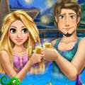 Rapunzel Jacuzzi Celebration Games : Celebrate with Rapunzel and Flynn Rider this summe ...