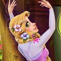 Rapunzel Ballet Rehearsal Games : One of our blonde heroine's many hobbies is to bal ...