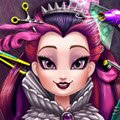 Raven Queen Real Haircuts Games : In Ever After High you get to be a Royal or a Rebe ...