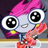 Dress to Express Games : Maggie Pesky dreams of becoming a rock superstar! Help Maggi ...