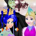 Princess April Fools Hair Salon Games : April Fools Day is around the corner and it seems that Maleficent is in the righ ...