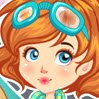 Clumsy Mechanic Laundry Games : Our cutie pie here decided to step into her uber-chic, mecha ...
