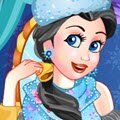 Sandy Little Seamstress Games : Sandy is a person who loves fashion and she also l ...