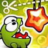 Cut The Rope Games : Cut the rope to feed candy to little monster Om Nom! A myste ...