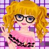 Candy Pinky Girl Games : Anne should go to a party at the club and She must ...