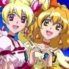 Fresh Pretty Cure Games : Arrange the pieces correctly to figure out the image. To swa ...