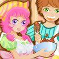 My Lovely Cake Games : The way to your valentine's heart is through the s ...