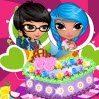 Valentines Sweet Cakes Games : Lunas boyfriend is really love Luna, always make b ...