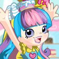 Shopkins Shoppies Rainbow Kate x