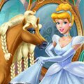 Cinderella's Chariot Games : On her way to the ball Cinderella's chariot got broken and n ...