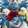 Smurfs 3D Puzzle Games : Fix all pieces of the picture in exact position us ...