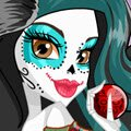 Scarnival Skelita Calaveras Games : When the Monster High students learn they might lose their s ...