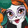 Art Class Skelita Calaveras Games : A Studio Art Course with the goal of introducing students to BOO techniques and  ...