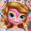 Sofia Real Makeover Games : Princess Sofia the First is ready to look like a true prince ...