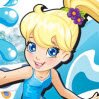 Surfista Polly Pocket Jogos : Bata as ondas com Polly Pocket! Este amigo desportivo gosta  ...