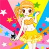 Starla Dressup Games