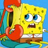 SpongeBob Ear Doctor Games : Put on your white doctor gown, step in getting the game started and first of all ...