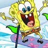 Spongebob Snowshredder Games