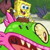 Spongebob Monster Island Games : Take a tour, ride a creature, battle a monster in  ...