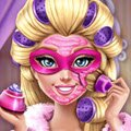 Super Barbie Real Makeover Games : Join our favorite superhero in her secret hideaway and get r ...