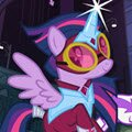 Power Ponies Go Games : Spike finds out when his favorite comic book magic ...