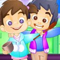 Super Cupcake Games : Jill and Jim are two little brother and sister that are very ...