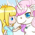 Meet My Unicorn Games : Every pretty princess needs her own magical BFF! B ...