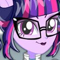 Equestria Girls Sci-Twi Games : Meet Sci-Twi, the smartest student at ultra-competitive riva ...