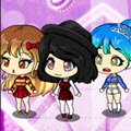 Produce Chibi Girl Games : Create your own adorable kawaii Fashionista Chibi Girl! ...