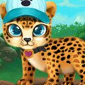Paws to Beauty Baby Beast Games : Your goal is to take care about the smallest baby animals. U ...