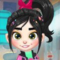 Vanellope Princess Makeover Games