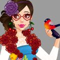 Vasylissa Dress Up Games : A beautiful dress up where you can choose from bri ...