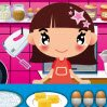 Sweet 16 Cake Games : We have a nice cooking games to do for the 16 years old of Veronika. First you h ...