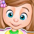 Chocolate Cherry Cookies Games : Hello girls! Meet Larissa! She is a little girl just like yo ...