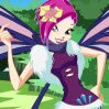 Winx Club Tecna Games : Tecna is looking for the Trix trio that is hidden in the Wil ...
