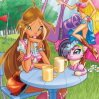 Winx Mix-Up Games : Arrange the pieces correctly to figure out the image. To swa ...