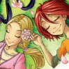 Color Witch Games : Vacation, time to relax. Even the W.I.T.C.H girls (Will,Irma ...
