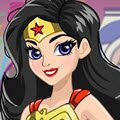 Intergalactic Gala Wonder Woman Games