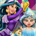 Jasmine Baby Wash Games : Go on a magical mother daughter bonding adventure with Jasmi ...