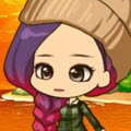 New Year Chibi Girl Games : This may look like a very simple game but you can do quite a ...