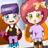 Hair Saloon Mixed Games : Nice hair saloon game where you have to cut, wash, color hai ...